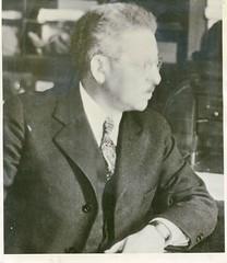 International Labor Defense attorney David Levinson: 1935