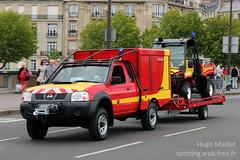 Sécurité Civile | Nissan NP300