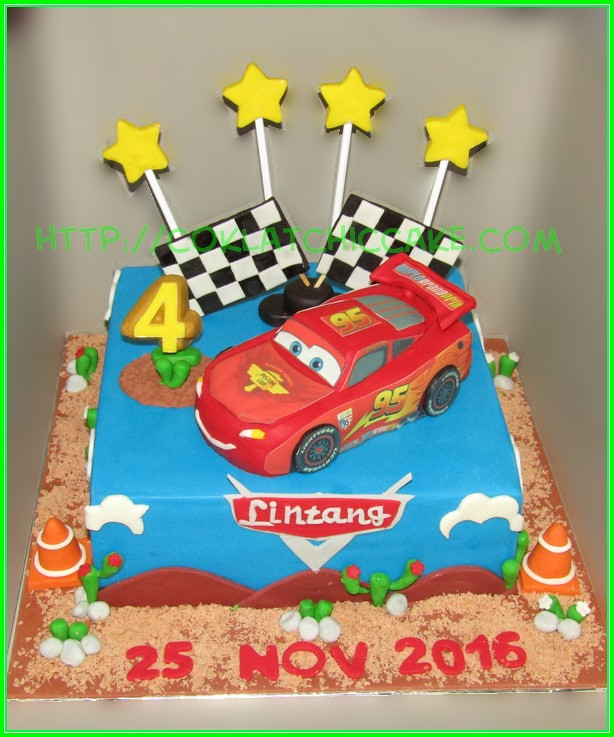 cake cars LINTANG