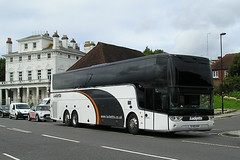Lucketts Coaches, Fareham 503 XUV
