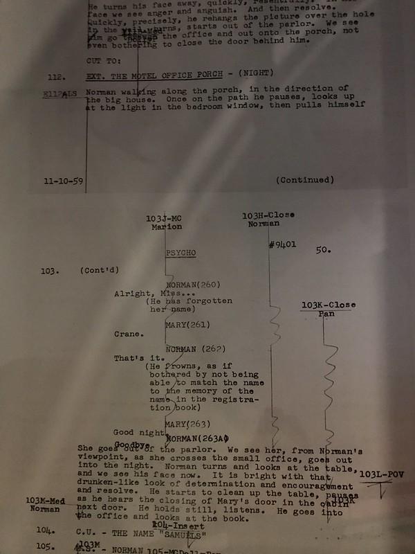 Psycho Script