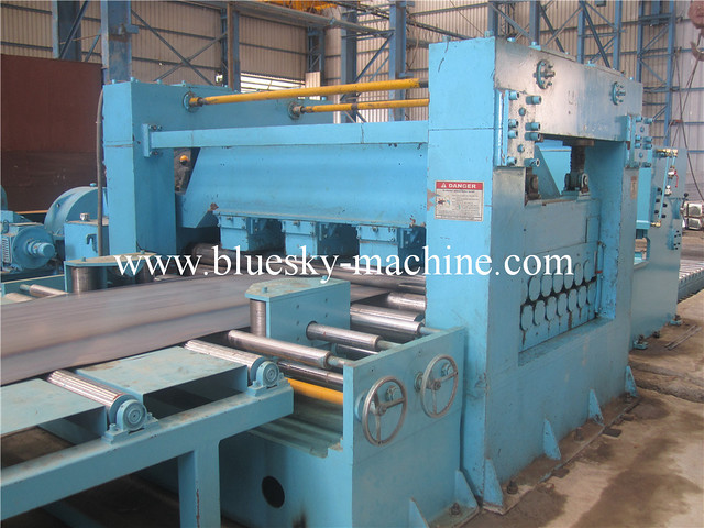 cut to length line for sale