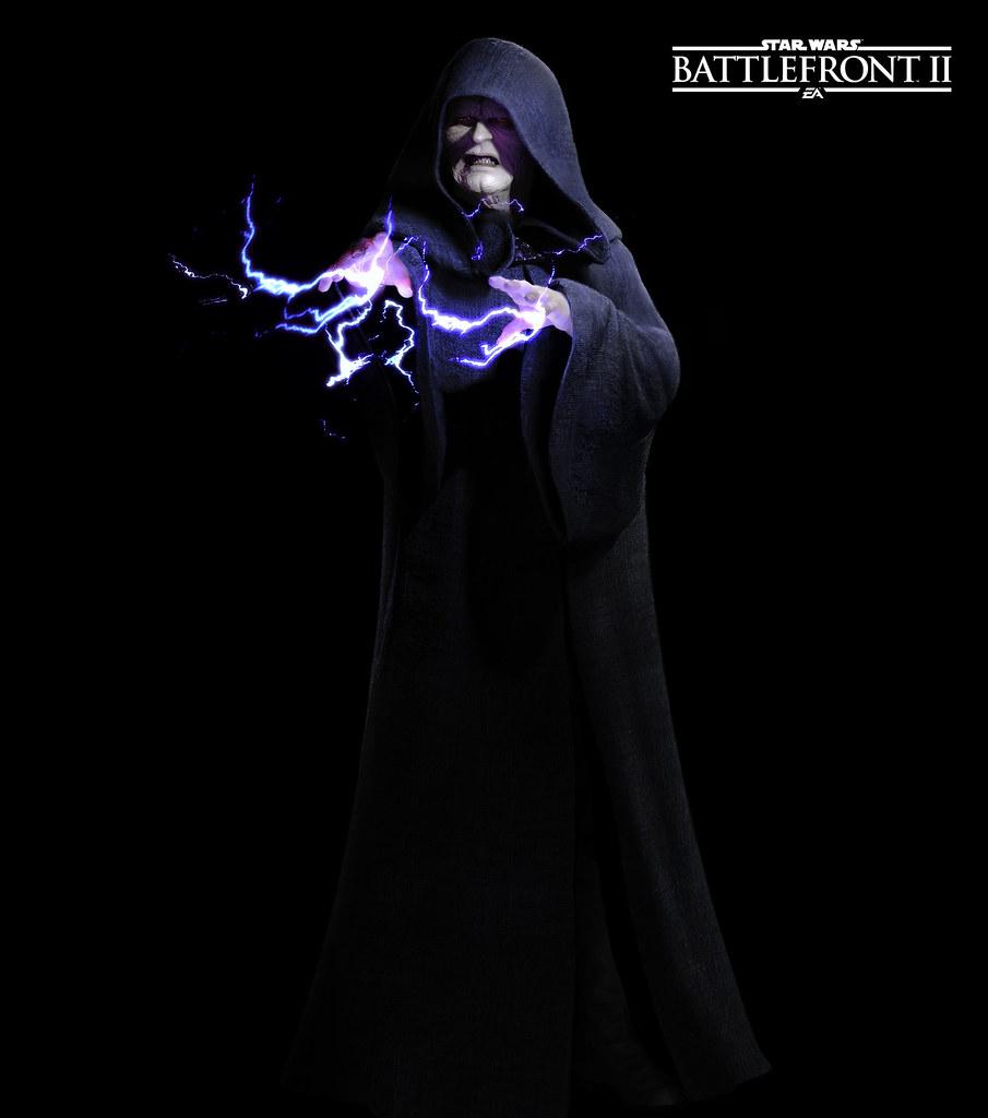 battlefront 2 emperor, Star Wars Battlefront II Emperor Palpatine Announced, New Hero Powers Detailed (Update), MP1st, MP1st