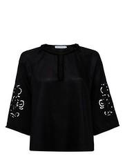 ฿2195 ESTIMATE เสื้อเบลาส์ รุ่น 1702EA18614 ไซส์ M สีดำ