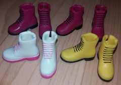 GNTM by Simba Toys Boots