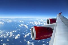 Virgin Atlantic 747-400 G-VROS