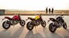 miniature Ducati 821 Monster 2018 - 17