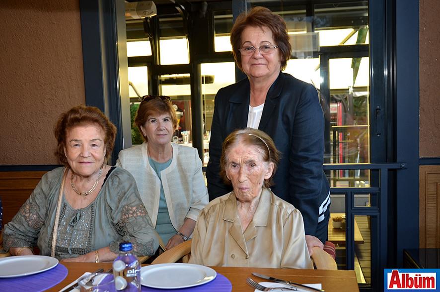Alanya Kadınları Yardımlaşma Derneği 5 çayı etkinliği -4