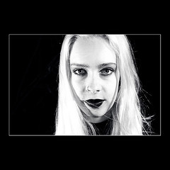 Gothic In Black And White