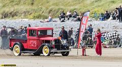 Pendine sands, Hot rod event 2017