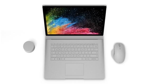 Le Microsoft Surface Book 2 se conjugue désormais en 13 et 15 pouces