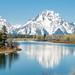 Teton postcard