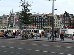 Around Amsterdam Central Station #2