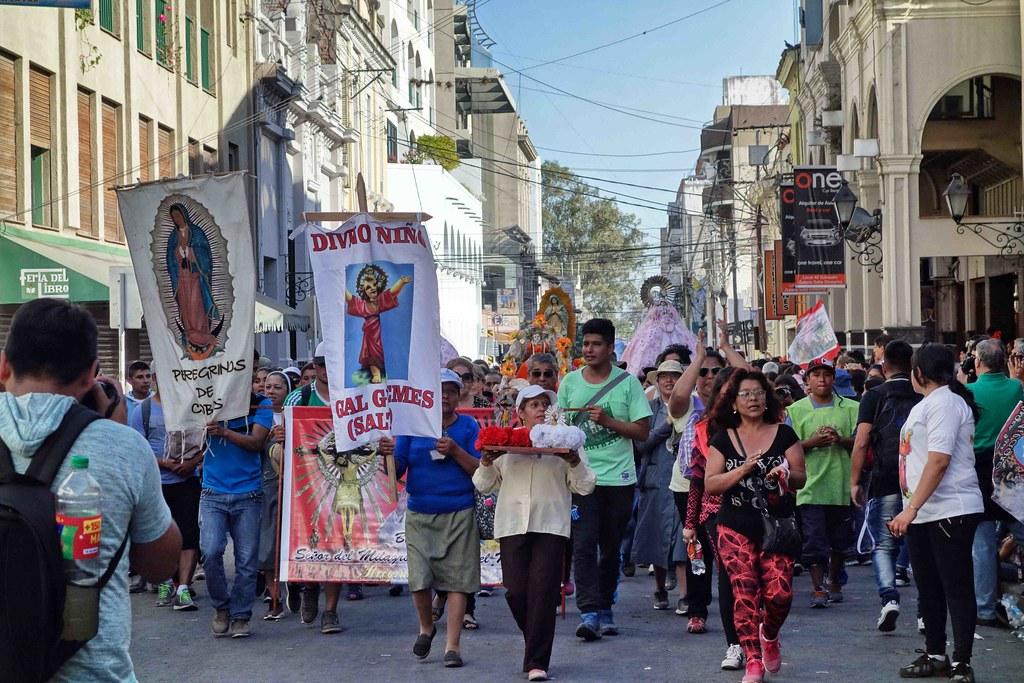 Salta - Fiesta Virgen Milagro