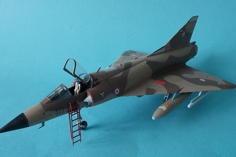 Mirage IIIC 048 Eduard 39 Finished