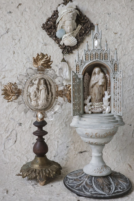 New additions for Reliquary collection
