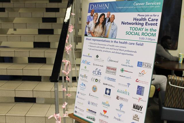 Health Care Networking Event