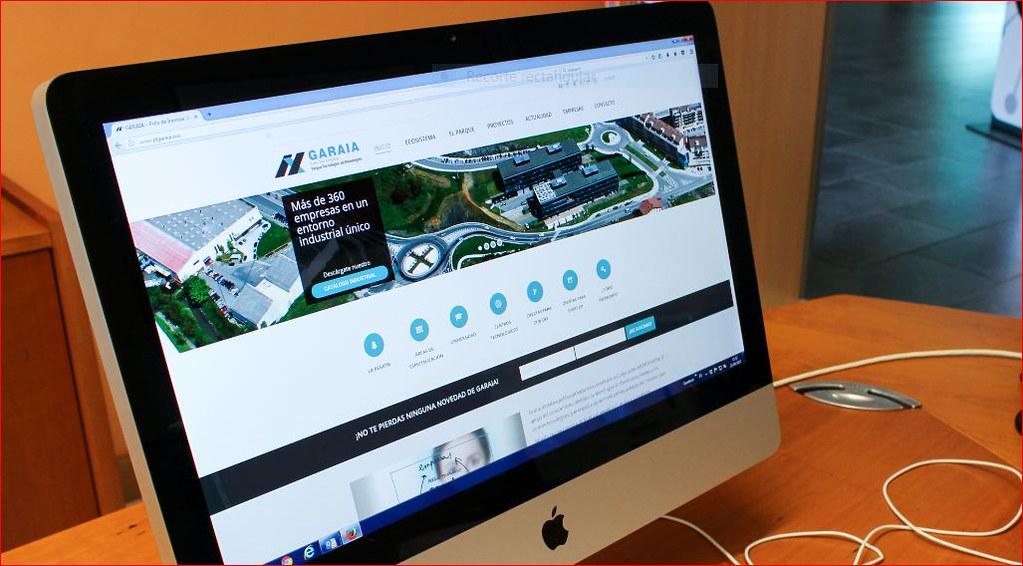 GARAIA WEB