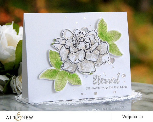 Altenew_BAF_Gardenia_Virginia #1