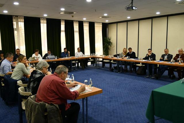 Sastanak Državne radne grupe u okviru WeBER projekta