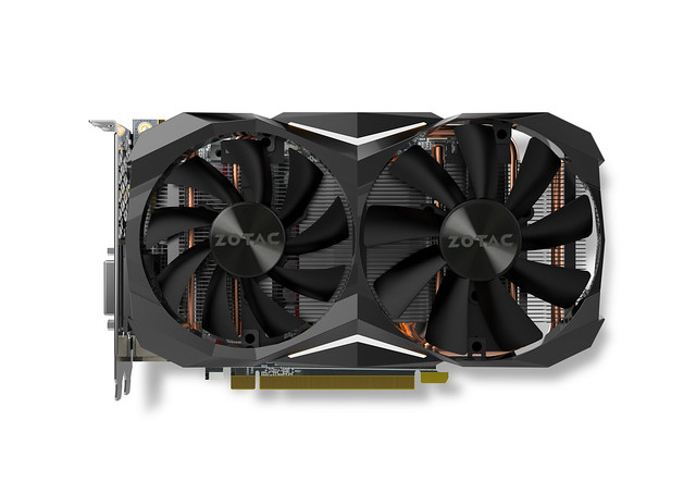 Zotac GeForce 1070 Ti Mini