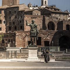 Caesar and the Beggar