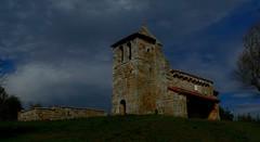 Románico del norte burgalés - San Vicente de Villamezán