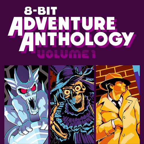 8-Bit Adventure Anthology