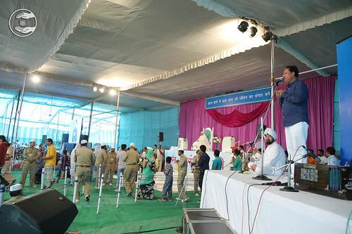 SNM Zonal Incharge, Navneet Nagpal from Jabalpur, Madhya Pradesh