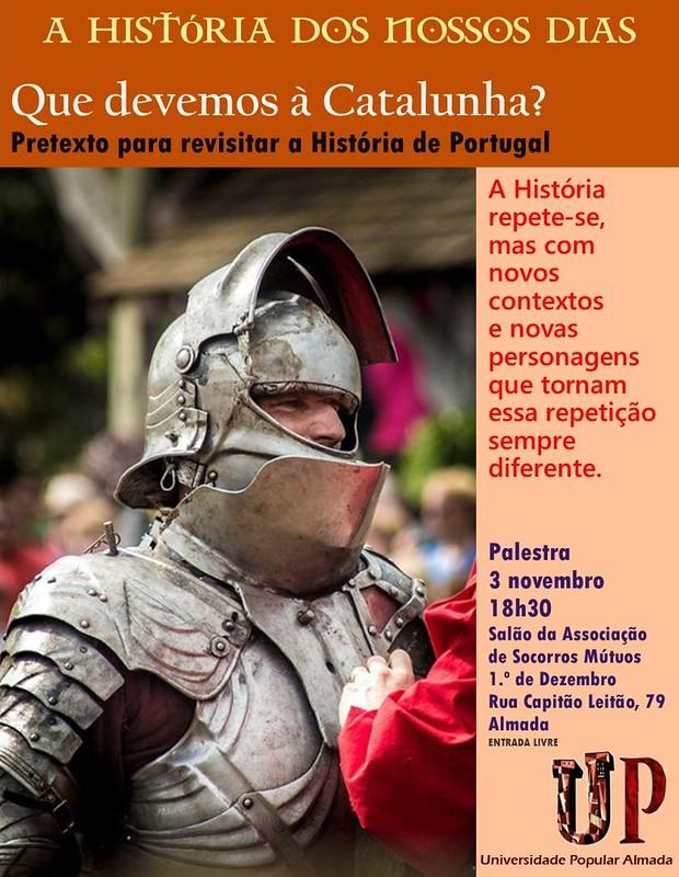 a historia catalunha