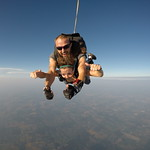 Freefall With Tandem Student Charlene Featuring Instructor John McDonald