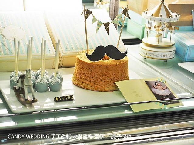 CANDY WEDDING 手工餅乾 收涎餅乾 蛋糕 14