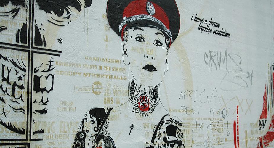 Stedentrip Keulen. Bezienswaardigheden Keulen, street art in Ehrenfeld | Mooistestedentrips.nl