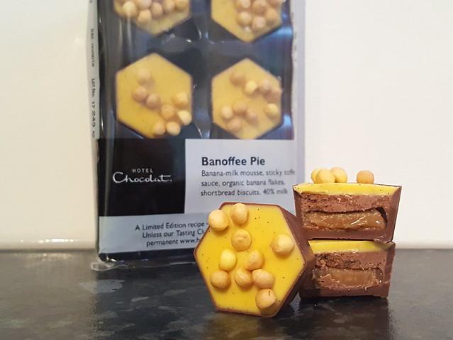 Hotel Chocolat Banoffee Pie