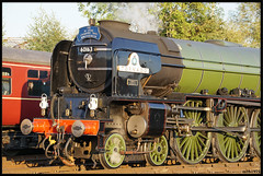 The Flying Scotsman And Tornado Timeline Event 8