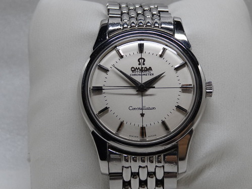 OMEGA Constellation Chronometer 14381_11SC