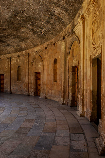 The Alhambra   Andalusia   Spain