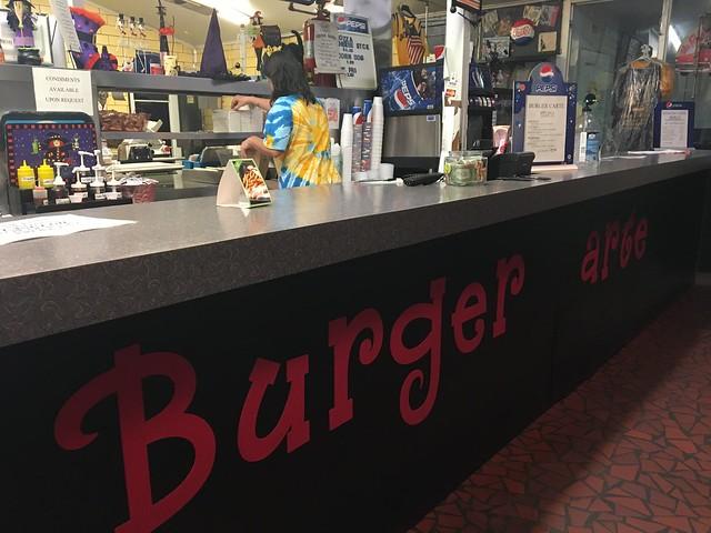 Burger Carte