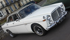 Rover 3.5 Litre Coupé P5B (1972)