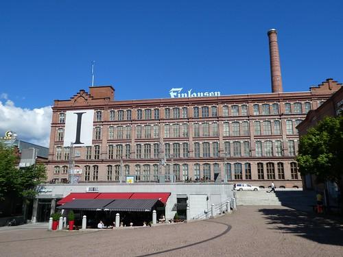 Finlayson, Tampere Finland