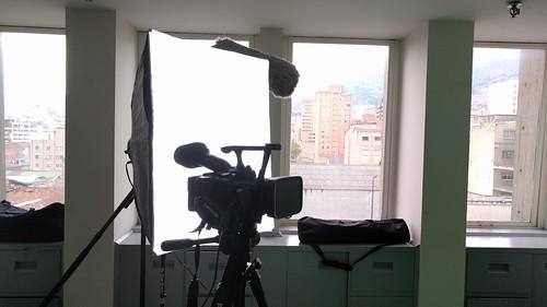 UCN Estudio de grabación Satelite