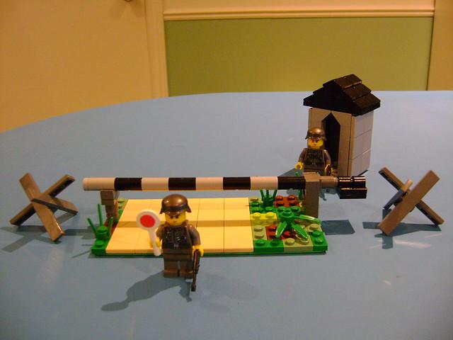 Lego custom WW2 German, Sony DSC-S730
