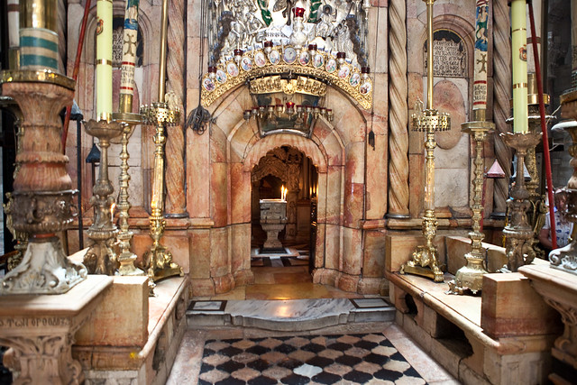 Church of the Holy Sepulchre — christ-tomb-