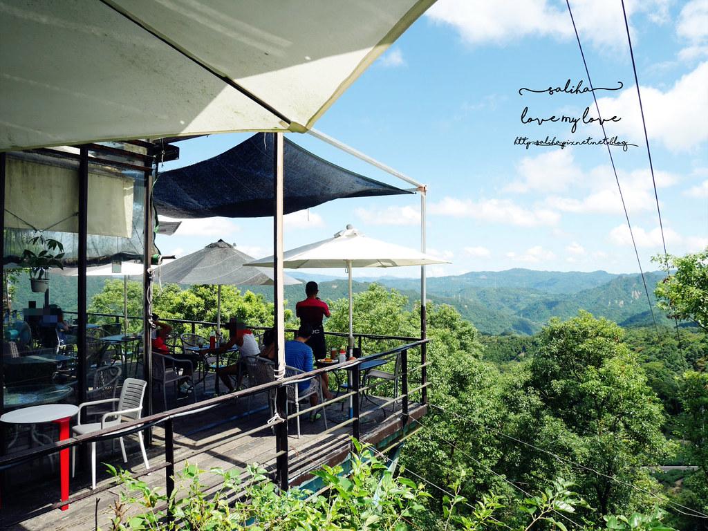 石碇景觀咖啡廳推薦海倫咖啡 (5)