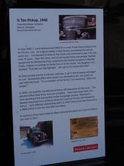 1940 Chevro;et Pickup '2F 36 30' Info