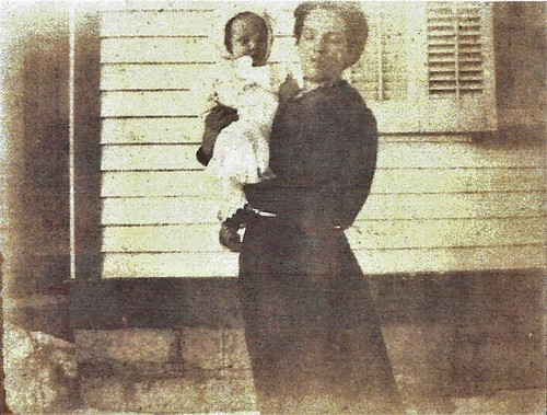 Casbon Bertha M Carpenter and son Ira