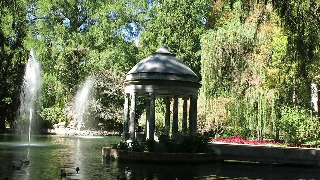 Octubre en los Jardines del Príncipe de Aranjuez