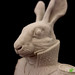 Viscount Hare 3D Printed Bust by Dot San
