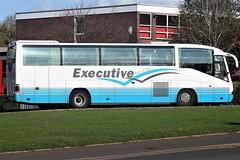 YN53 OZH Executive Services Scania K114IB/Irizar Century