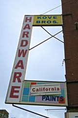 Kove Bros. Hardware, New York, NY